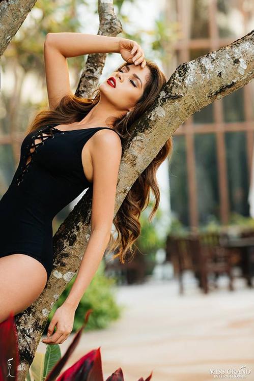 Patricia López Verdes - người đẹp Tây Ban Nha