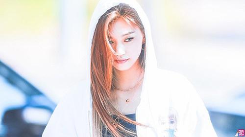 Do Yeon là người Hàn nhưng nhiều người tưởng lầm cô nàng là con lai bởi vẻ đẹp sắc sảo rất Tây.