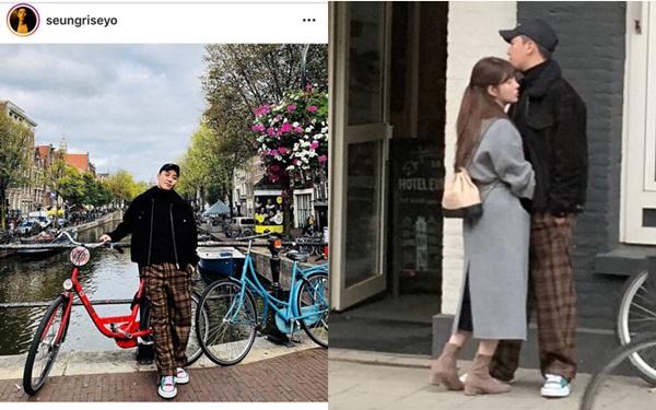 Truyền thông Đài Loan đưa tin Seung Ri đang hẹn hò nữ diễn viên trẻ Yoo Hye Won.
