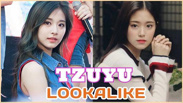 4 nhan sắc mới nổi được chú ý vì hao hao giống Tzuyu (Twice) - 10
