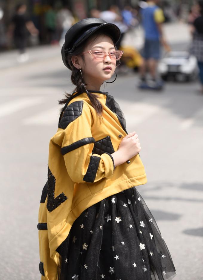 <p> Hoạt động The Best Street Style sẽ được tiếp tục từ 25-27/10.</p>