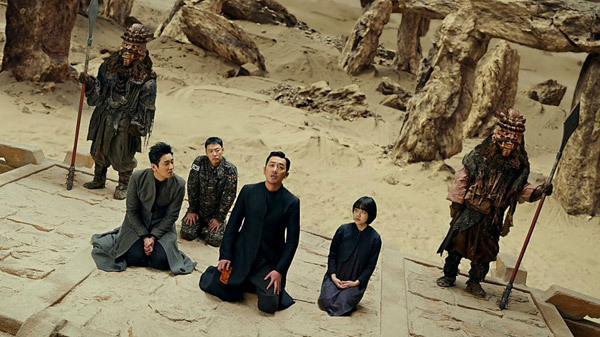5 phim điện ảnh Hàn Quốc gây chú ý trong năm 2018 vì chi phí đắt đỏ