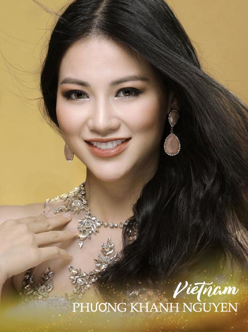 Vừa qua, BTC Miss Earth 2018 chính thức công bố ảnh chân dung của 88 thí sinh tham dự cuộc thi trên fanpage. Theo đó, các thí sinh sẽ dùng hình ảnh này để kêu gọi bình chọn cho mình. Đại diện Việt Nam - Á hậu Phương Khánh được cộng đồng mạng khen ngợi sở hữu khuôn mặt cân đối, nụ cười tỏa nắng.