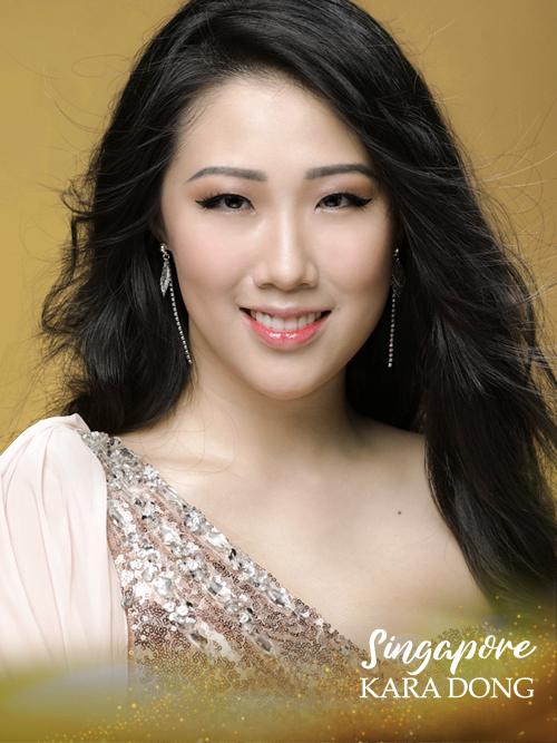 Thí sinh Singapore không được đánh giá cao tại Miss Earth năm nay. Cô không lọt bất kỳ bảng xếp hạng ứng viên tiềm năng nào của các chuyên trang sắc đẹp.