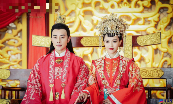 Đường Yên (1983) và La Tấn (1981) nên duyên sau Cẩm Tú Vị Ương.