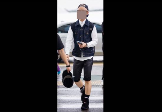 Thời trang sân bay sành điệu này là của idol nào? - 8