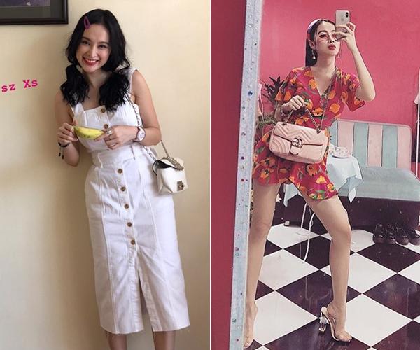 Nhờ hình ảnh minh họa đẹp mắt của cô chủ, những bộ váy áo Zara này ra đi rất nhanh chóng.