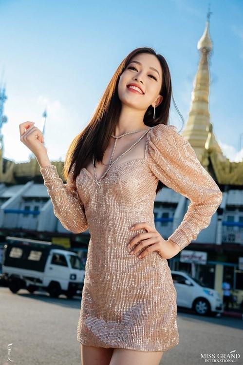 Hành trình của Phương Nga tại Miss Grand International 2018 - 4