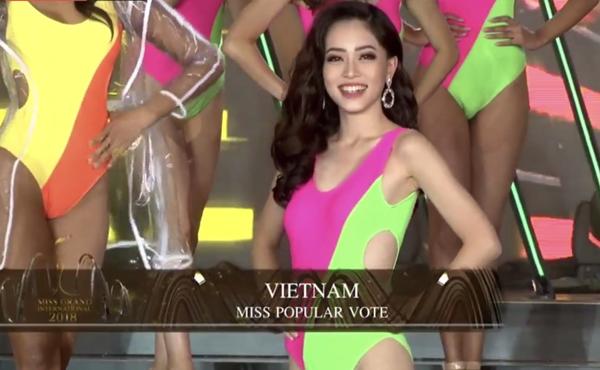 Hành trình của Phương Nga tại Miss Grand International 2018 - 7