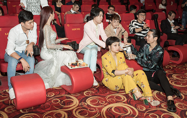 Miu Lê lầy lội hết nấc khi xem phim Halloween của Duy Khánh - 3
