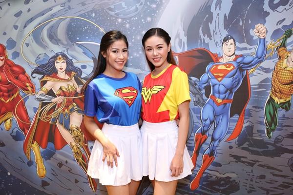Các bạn trẻ sẽ hóa thân thành các siêu anh hùng để tham gia vào sự kiện.