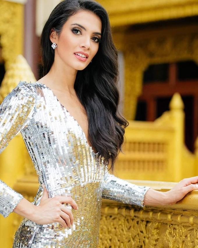 Vẻ ngoài hút mắt của Miss Grand International 2018