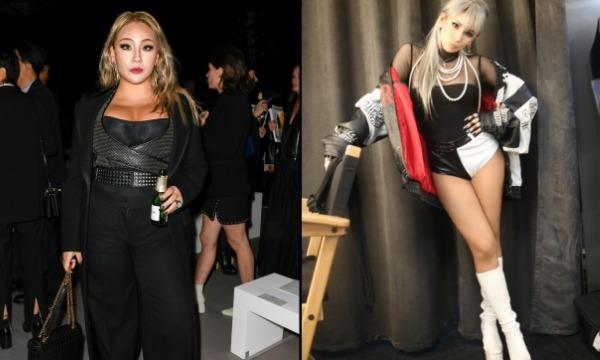 Nhiều ý kiến cho rằng dù tăng hay giảm cân thì CL vẫn quyến rũ.