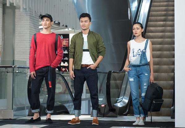 Trong phần thi phong cách Street style của Tuấn Kiệt (đội Võ Hoàng Yến) - Xuân Phúc (đội Minh Hằng) - Thu Anh (đội Thanh Hằng),Xuân Phúc là người giành chiến thắng.