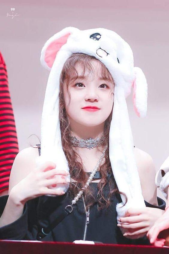 <p> Hình ảnh đáng yêu của Yuqi nhóm (G)I-DLE hợp với cả thị trường Hàn - Trung. Cô nàng cũng là thành viên được Cube cho tham gia nhiều show cá nhân. Yuqi có giọng hát tốt, khả năng rap và duyên đi show.</p>