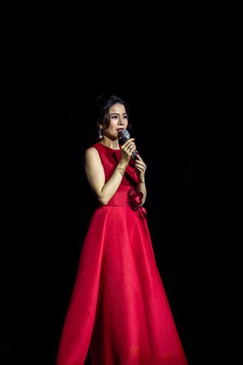 12h đêm, đêm nhạc kết thúc. Lệ Quyên gửi lời cảm ơn tới những khán giả đã ở lại cùng cô đến phút cuối. Cô cho biết mình sẽ tiếp tục tổ chức Q Show 2 - đêm nhạc kỷ niệm 20 năm đứng trên sân khấu của cô vào năm 2019.