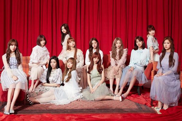 Nhóm  IZONE gồm 12 thành viên được thành lập sau show sống còn Produce 48 trên kênh Mnet. IZONE sẽ hoạt động trong vòng 2 năm 6 tháng.