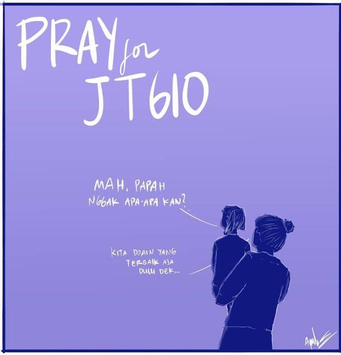 <p> Sự ra đi của những nạn nhân xấu số khiến ai nấy đều thương xót. Trên mạng xã hội, những lời chia sẻ và cầu nguyện cho các nạn nhân phủ sóng dày đặc, hash tag #prayfor JT 610 đang giữ trend số 1 trên Twitter.</p>