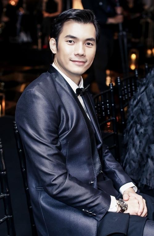 Diễn viên Trương Thế Vinh đảm nhận vai trò MC của sự kiện.