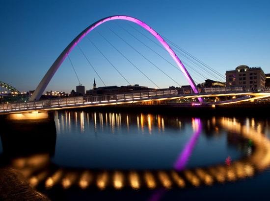 Cầu Gateshead Millennium