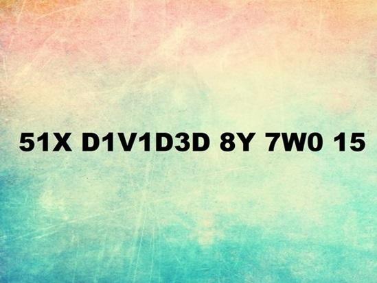 Suy luận được phép toán này bạn quả là tài giỏi - 5