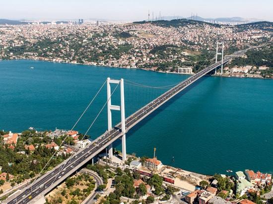 Cầu Bosphorus