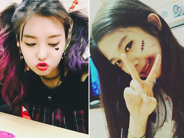 Idol Hàn hóa trang Halloween vẫn xinh hết phần thiên hạ - 3
