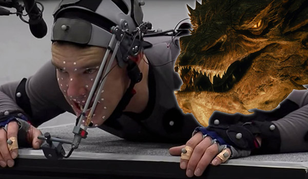 Benedict từng gây ấn tượng mạnh khi lồng tiếng cho con rồng Smaug trong The Hobbit,