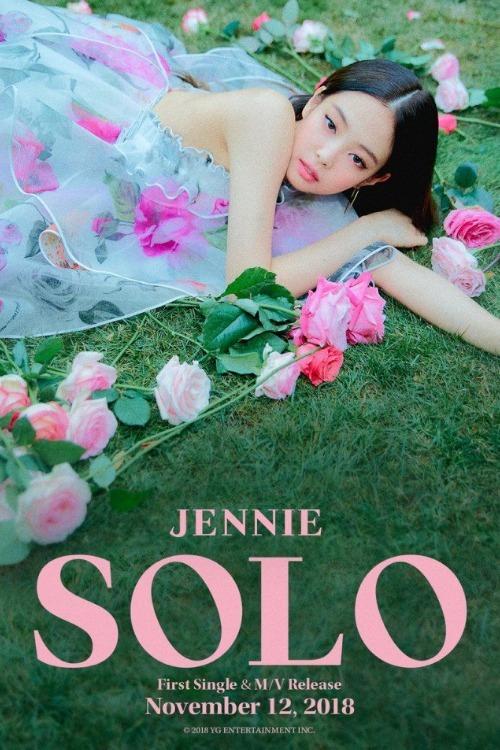 Jennie tung ảnh teaser debut mới, xóa tan nghi ngờ về concept lolita - 1