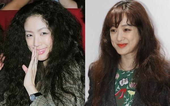 Những năm gần đây, Jung Ryeo Won khiến khán giả ngỡ ngàng khi thường xuyên xuất hiện với gương mặt đơ cứng, thiếu tự nhiên vì phẫu thuật quá đà. Vẻ đẹp nhẹ nhàng ngọt ngào trước kia đã biến mất, thay vào đó là gương mặt nhăn nhúm, già nua khó tin.