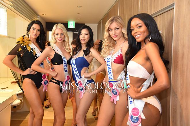<p> Chung kết Miss International 2018 dự kiến được tổ chức vào 9/11 tại Tokyo, Nhật Bản. Người chiến thắng sẽ nhận vương miện từ đương kim Hoa hậu Kevin Lilliana. Năm ngoái, đại diện Việt Nam là Á hậu Thùy Dung. Cô không có mặt trong top 15 chung cuộc.</p>