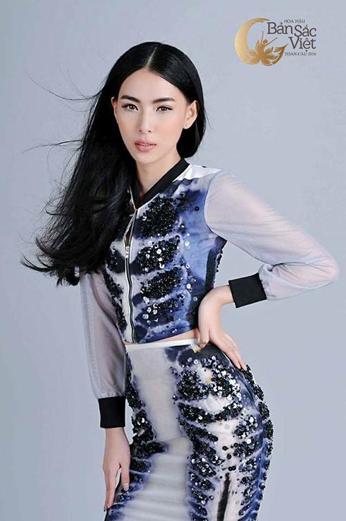 Với khuôn mặt sắc sảo và phong cách quyến rũ, thí sinh Nguyễn Quỳnh Ánh Tuyết đến từ Thành phố Hồ Chí Minh gây ấn tượng đặc biệt cho người đối diện. Cô gái sinh năm 1995 cao 1m70 với số đo ba vòng 84  63  93.