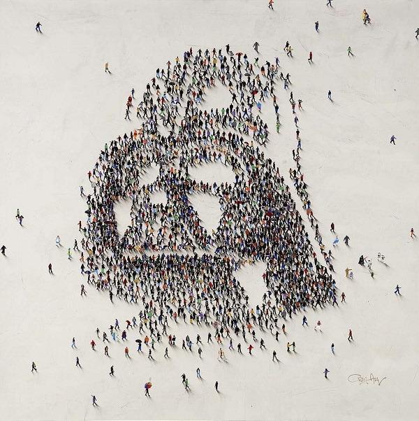 Darth Vader từ loạt phim bom tấn Star Wars.