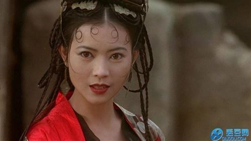 Lam Khiết Anh liên tục góp mặt trong các dự án điện ảnh của Châu Tinh Trì.
