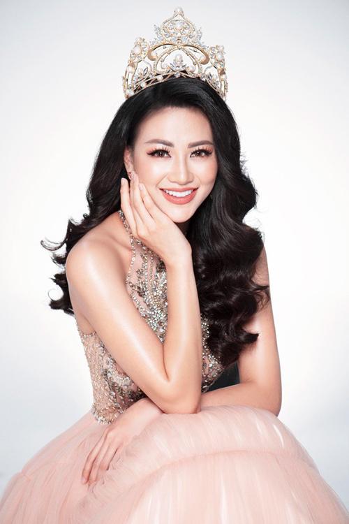 Những điều thú vị về tân Hoa hậu Trái đất 2018 Phương Khánh