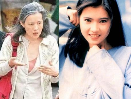 Không ai nhận ra ngọc nữ Lam Khiết Anh năm nào.