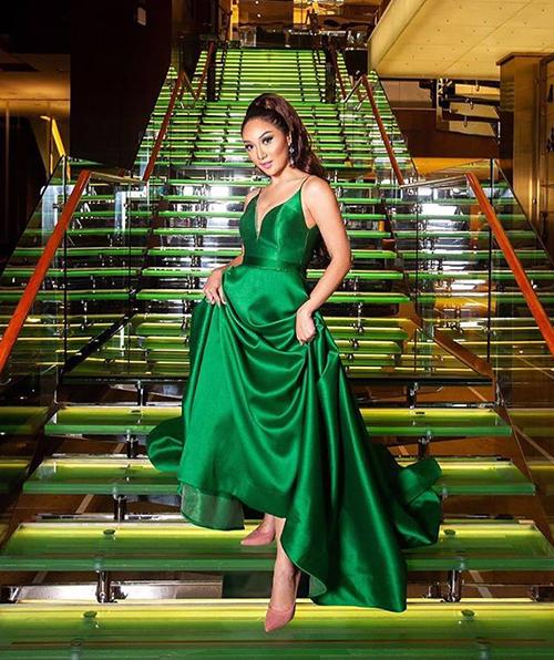 Sau khi đăng quang, Karen Ibasco không xuất hiện quá nhiều, thỉnh thoảng dự sự kiện, chụp hình thời trang, tham gia các hoạt động cộng đồng.