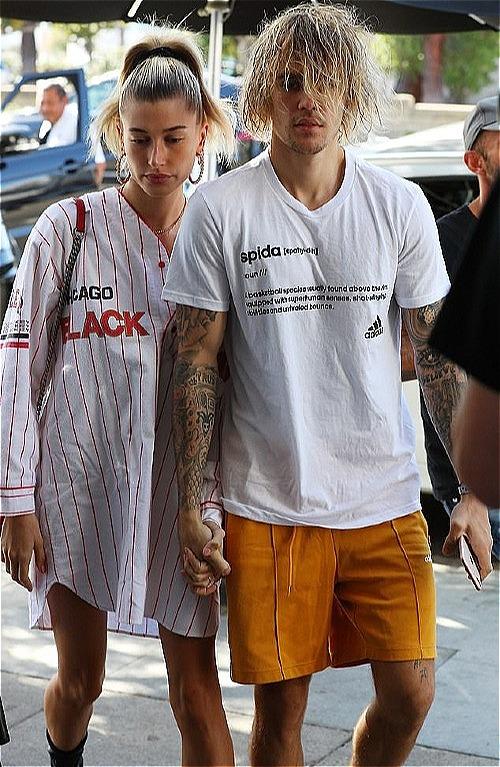 Khó mà nhận ra đây là Justin Bieber có ngoại hình đẹp trai, lung linh như hoàng tử trong mộng của teengirlngày nào.