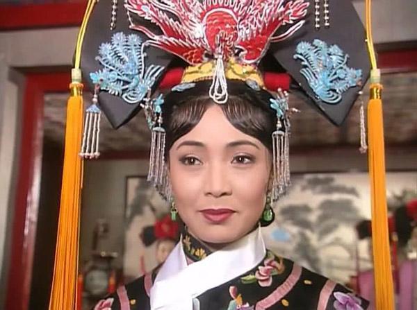 Những hoàng hậu ấn tượng nhất trên màn ảnh Hoa ngữ - 3
