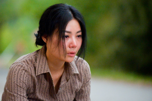 Diễn xuất của Thanh Hương lấy đi nhiều nước mắt của khán giả.