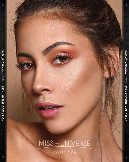 Hoa hậu Costa Rica Naalia Carvajal