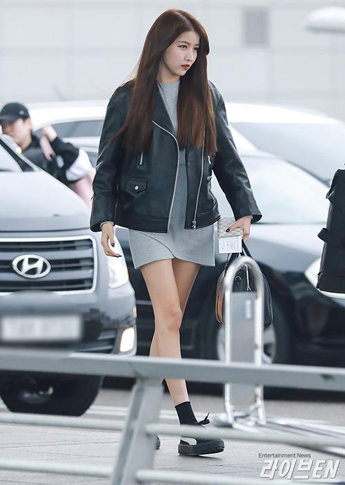 Lisa, Sun Mi gây tranh cãi khi vào top idol có đôi chân đẹp - 7