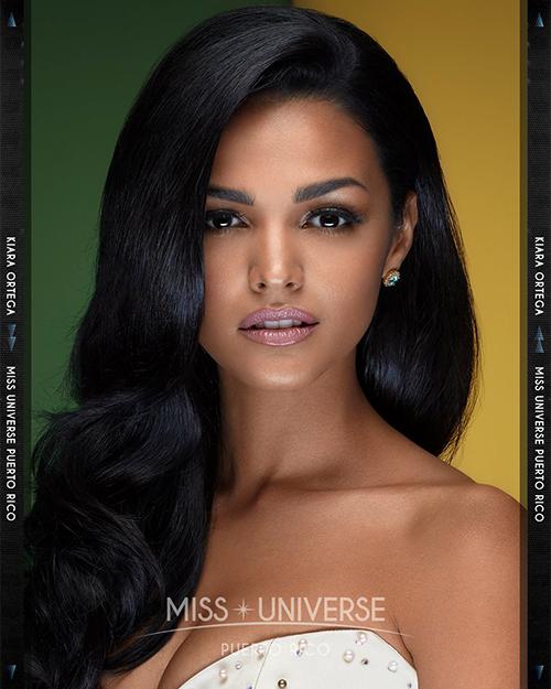 Hoa hậu Puerto RicoKiara Ortega