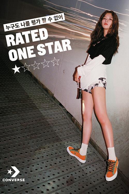 7 nữ idol có đôi chân đẹp, gây tranh cãi vì những hình thể siêu gầy - page 2 - 2