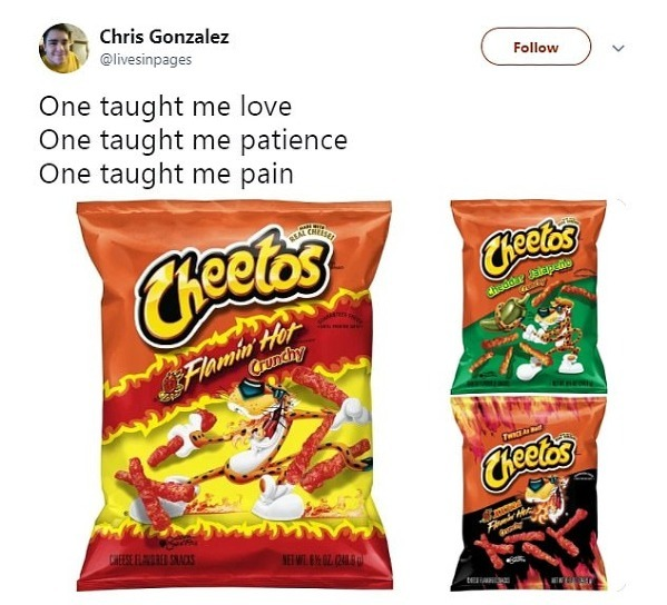 Cho đến các loại snack...