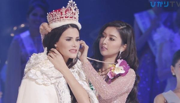Người đẹp Venezuela đăng quang Miss International 2018 - 1