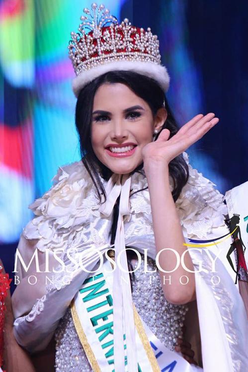 Tân Hoa hậuMariem Velazco