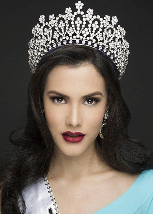Trước khi đến với Hoa hậu Quốc tế, cô từng thi Miss Barinas 2017 và chiến thắng phần thi Hoa hậu Ảnh tại Miss Venezuela 2017.