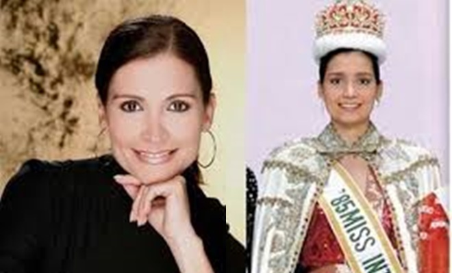 <p> <strong>Nina Sicilia Hernandez - Hoa hậu Quốc tế 1985</strong><br /><br /> 25 năm sau lần tổ chức đầu tiên vào năm 1960, Venezuela mới có đại diện đầu tiên đăng quang Hoa hậu Quốc tế. Đó là Nina Sicilia Hernandez, khi ấy, bà 23 tuổi. Hiện tại, Nina là giám đốc điều hành của tổ chức Hoa hậu Venezuela. Bà có trách nhiệm hoạch định, đưa ra những quyết định chiến lược cho sự phát triển của ngành công nghiệp nhan sắc tại quốc gia này.</p>