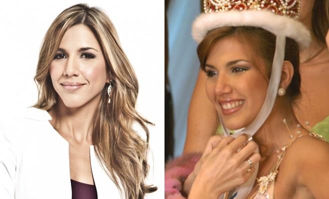 <p> <strong>Goizeder Azúa - Hoa hậu Quốc tế 2003</strong><br /><br /> Goizeder Azúa sở hữu bảng thành tích thi thố nhan sắc đồ sộ với hàng loạt danh hiệu:Hoa hậu Bang Caraboro 2002, Hoa hậu Venezuela Quốc tế 2002, Top 10 Hoa hậu Thế giới 2002, Hoa hậu Mesoamerica 2003 và Hoa hậu Quốc tế 2003. Đăng quang năm 19 tuổi, cô trở thành gương mặt thương hiệu, siêu mẫu hàng đầu tại Venezuela. Hiện tại, người đẹp khá thành công trong lĩnh vực thời trang, truyền hình.</p>